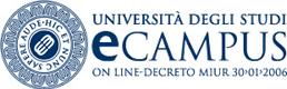 Logo Università degli studi ecampus